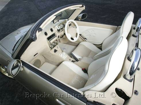 bespoke car interiors custom design and restorations re modelling of personal designs. Black Bedroom Furniture Sets. Home Design Ideas